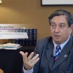 Congreso elige a Álvaro Burgos Mata y Rubén Alfaro Vargas como nuevos magistrados