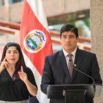"""Presidente Alvarado: No hay delito alguno e investigar su viaje """"es un claro exceso"""" de la Fiscalía"""