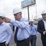 """""""Obras viales continuarán su ejecución normal"""", afirma Méndez Mata"""