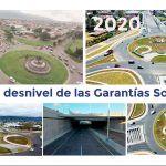 Nueva rotonda de las Garantías Sociales fue inaugurada virtualmente