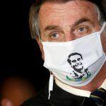 El presidente de Brasil da positivo para COVID-19 y se une en karma al 1.668.589 de contagiados hoy en su país