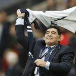 Maradona demandará a Netflix por una película sobre su vida