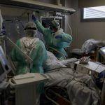 """Sobreviviente de UCI: """"Un saludo, un descuido, es el paso a la muerte"""" ◘ Video"""