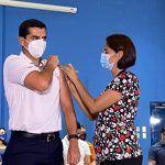 Gobierno proyecta que a finales de año tendrá a casi toda la población adulta vacunada ◘ Video