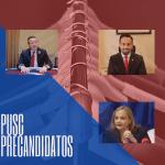 ¿Por cuál precandidato del PUSC votará usted en su convención? ◘ Sondeo