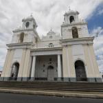¿Por qué las cúpulas de la Basílica de Santo Domingo lucen de color negro?