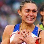 ¡Increíble! Andrea Vargas no clasifica a la final por 2 centésimas de segundo ◘ Video
