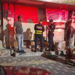 Operativos policiales del fin de semana dejaron la clausura de 24 locales y 14 fiestas clandestinas