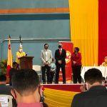Ramos anuncia sus candidaturas: ex director del CNP, ex precandidata y alcalde Turrialba destacan