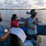 Se estima que faltan más de 865 mil personas por vacunarse en Costa Rica